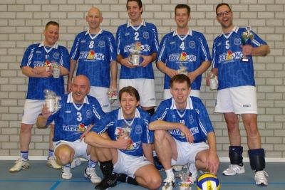 Kampioenschap Volleybal heren