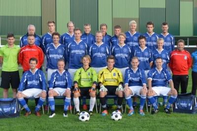 Voetbal U1 - Mildam 1 (beker)